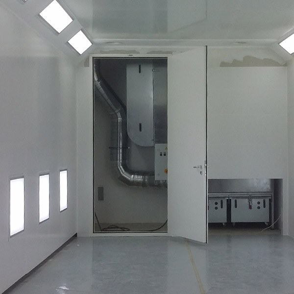 CO Entlüftung sowie Klimatisierung einer Werkstatt in Ottenschlag
